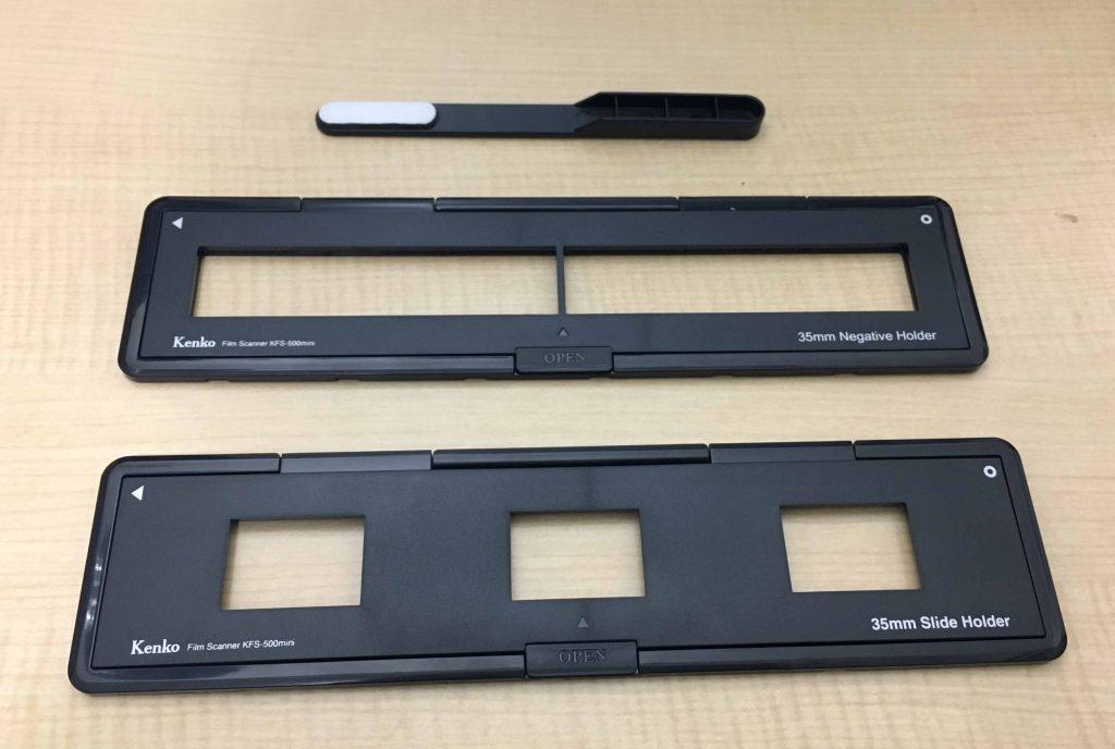 KFS-500miniの添付品